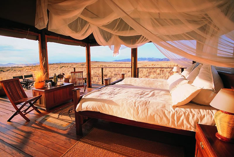 Do you Glamping?