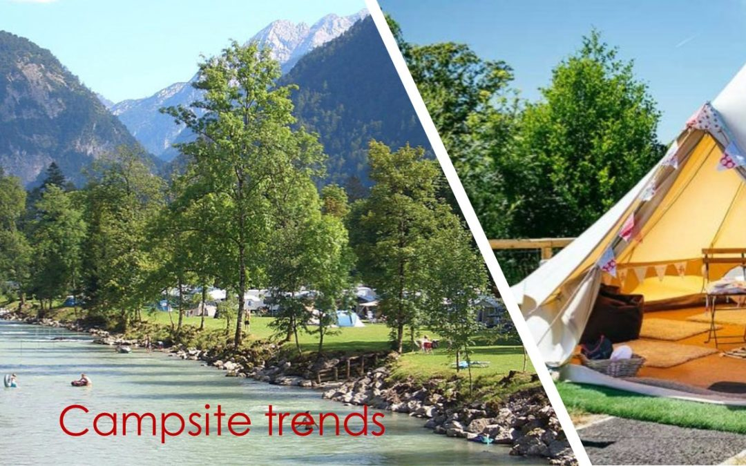 Trends in the camping sector